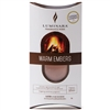 Luminara  Fragrance Cartridge For Fragrance Diffusing Candles - Warm Embers