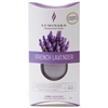 Luminara  Fragrance Cartridge For Fragrance Diffusing Candles - French Lavender