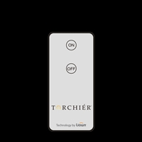 Torchier - Hand-Held Remote Control for Remote Control Enabled Flameless LED Candles