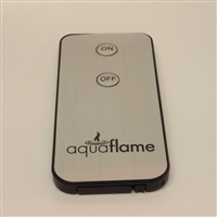 Aquaflame - Hand-Held Remote Control for Remote Control Enabled Aquaflame Candles