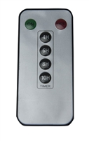 Mystique - Multifunction Hand-Held Remote Control for Remote-Ready Flameless LED Candles