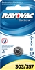 Rayovac -  303/357 - 1.5V - Silver Oxide Button Battery - 1-Pack