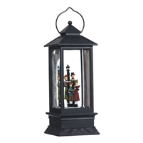 "RAZ Imports - 11"" Caroler Lighted Water Lantern"