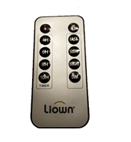 Liown - 5-Function Hand-Held Remote Control - Works With All LightLi Flameless Candles