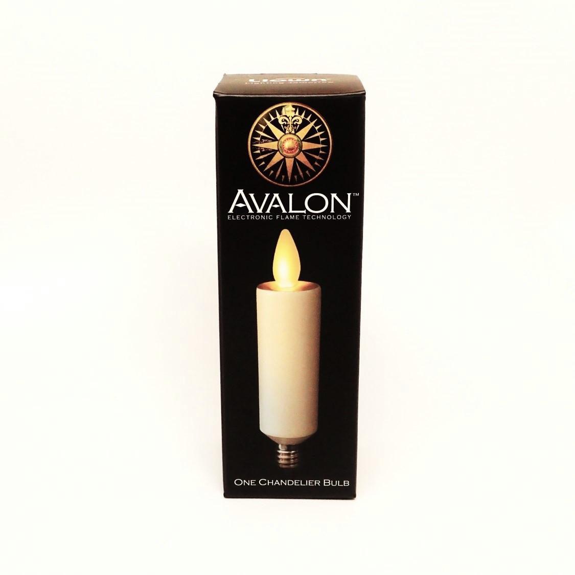 Avalon moving flame flameless led candle chandelier bulb e12 avalon moving flame flameless led candle chandelier bulb e12 base ivory 10 x 41 aloadofball Choice Image