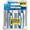 Rayovac - D - 1.5V - Ready Power Alkaline Battery - 4-Pack