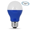 Feit Electric - LED Bulb - A19 - Blue - Non-Dimmable