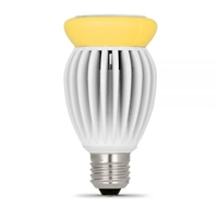 Feit Electric - LED Bulb - A19 Remote Phosphor - 75 Equivalent - 3000K Warm White - 1100 Lumens - Dimmable