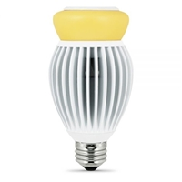 Feit Electric - LED Bulb - A30 Remote Phosphor - 3-Way - 30/70/100W Equivalent - 2700K Warm White - 600/1100/1600 Lumens - Dimmable