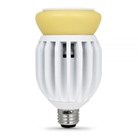 Feit Electric - LED Bulb - A50 Remote Phosphor - 3-Way - 50/100/150W Equivalent - 2700K Warm White - 800/1600/2200 Lumens - Dimmable
