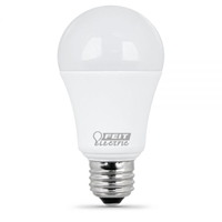 Feit Electric - LED Bulb - A19 - 60W Equivalent - 2700K Warm White - 800 Lumens - Non-Dimmable