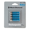 Black Diamond - AAA - 1.2V - 1000mAh - NiMH Rechargeable Battery - 4-Pack
