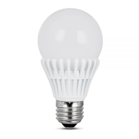 Feit Electric - LED Bulb - A19 - 40W Equivalent - 3000K Warm White - 500 Lumens - Dimmable