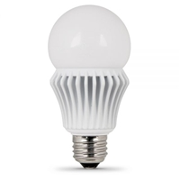 Feit Electric - LED Bulb - A19 - 60W Equivalent - 5000K Natural Daylight - 800 Lumens - Dimmable