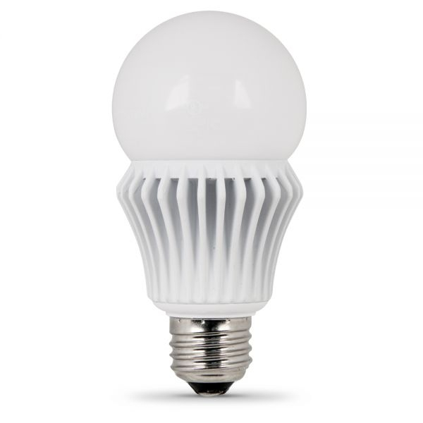 Feit Electric   LED Bulb   A19   60W Equivalent   5000K Natural Daylight    800 Lumens   Dimmable