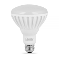 Feit Electric - LED Bulb - BR30 - 75W Equivalent - 2700K Warm White - 750 Lumens - Dimmable