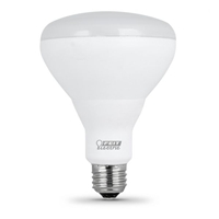 Feit Electric - LED Bulb - BR30 - 65W Equivalent - 2700K Warm White - 750 Lumens - Dimmable