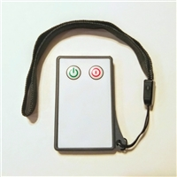 The Boston Warehouse - Torchier Hand-Held Remote Control For Torchier LED Simulated Fire Bases & Lanterns