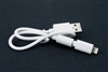 Cable - Regular Type A USB Plug to iPhone Lightning Plug