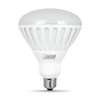 Feit Electric - LED Bulb - BR40 - 100W Equivalent - 2700K Warm White - 1065 Lumens - Dimmable