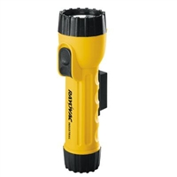 Rayovac Industrial Grade Flashlight - 17 Lumens - Polypropylene - Magnet Mount - 2 x D Batteries