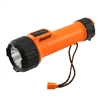 Energizer Intrinsically Safe LED Flashlight - 28 Lumens - Polpropylene - 2 x D Batteries