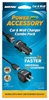 Rayovac - Car & Wall Charger USB Combo Pack - Micro-B USB & iPhone 30-Pin Charging Cables