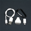 YD-T01x & SPB-1011 Solar Power Bank Accessory Kit