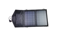Solar Charger - 2-Panels - 8-Watts