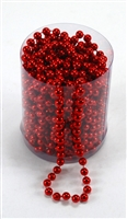 Bead Garland Red. 0420303