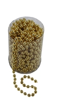 Bead Garland Champagne. 0420323