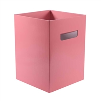 Flower Box Pearlised Pink. 0800404