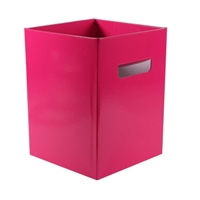 Flower Box Pearlised Hot Pink