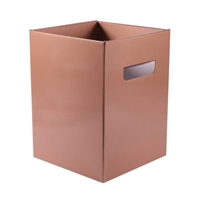 Flower Box Pearlised Rose Gold. 0800474