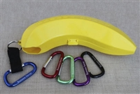 Banana Saver with Carabiner