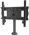 Bolt Down Anti Theft Locking TV Table Stand