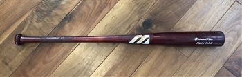 "Los Angeles Dodgers Game-used ""Kaz"" Kazuhisa Ishii Mizuno Pro Model Baseball Bat with Tons of Use!"