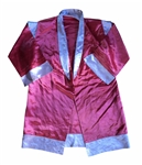 Kennedy McKenny Fight Worn Satin Boxing Robe!