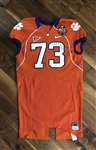 "David Smith's 2009 Clemson Tigers ""ACC"" Championship Football Jersey!"