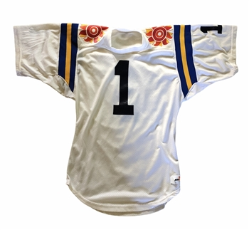1984/85 UCLA Bruins Team-Issued Fiesta Bowl Jersey!