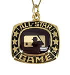 1985 All-Star Game MLB Baseball Championship Pendant!