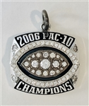 "2006 Cal Bears ""Pac-10"" Champions NCAA Football Pendant!"