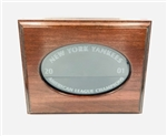 2001 New York Yankees American League Champions Wood Presentation Box