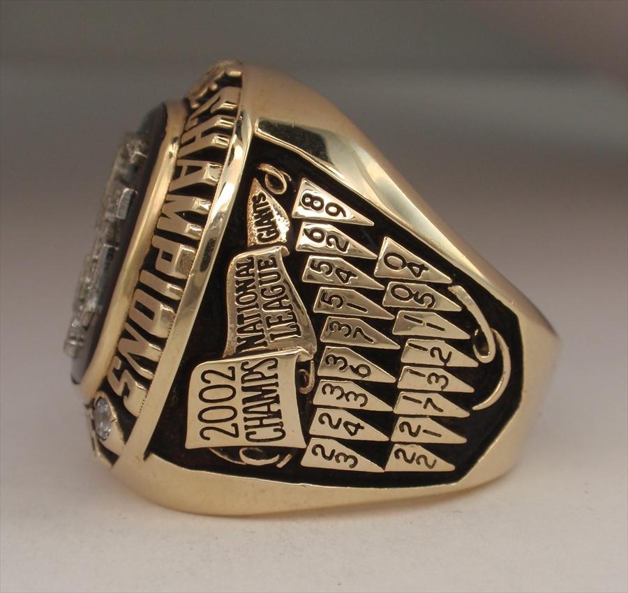 2002 San Francisco Giants World Series Quot N L Champions