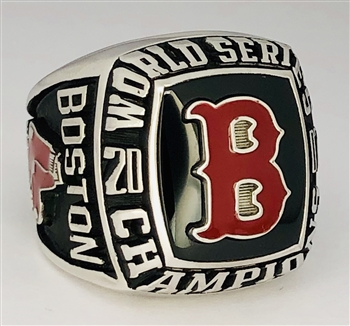 "2007 Boston Red Sox ""World Series"" Champions Ring!"