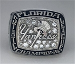 2009 New York Yankees /Tampa Yankees Minor League Champions Ring