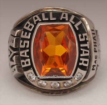 Lee MacPhail's 1979 MLB All-Star Game Ring