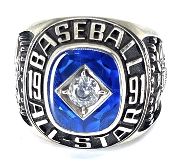1991 MLB All-Star Game Championship Ring!