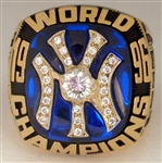 1996 New York Yankees World Series Champions Ring!
