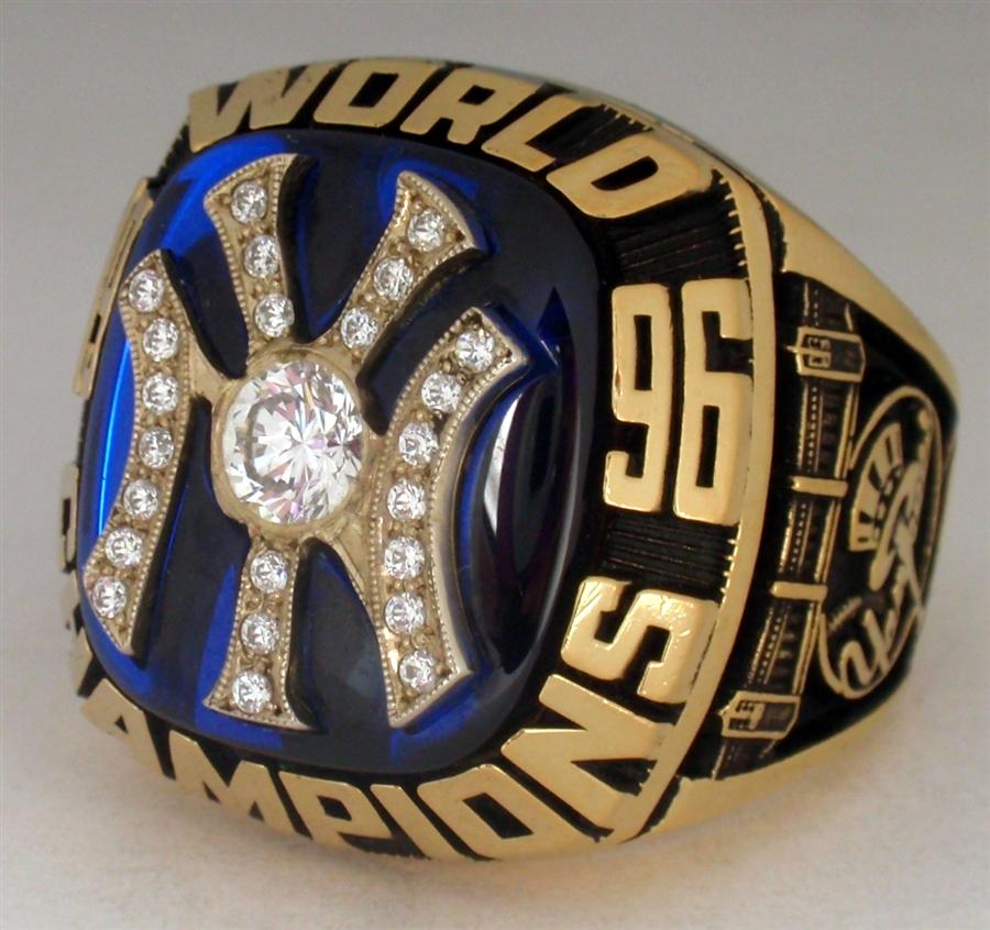 1996 New York Yankees World Series Champions Ring!